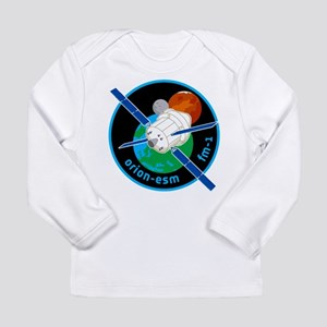 Orion ESM Logo Long Sleeve Infant T-Shirt