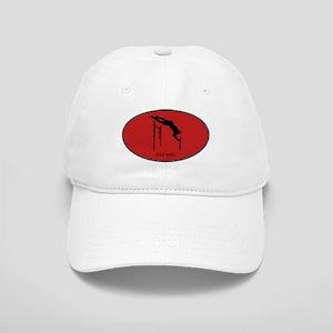 Pole Vault (euro-red) Cap