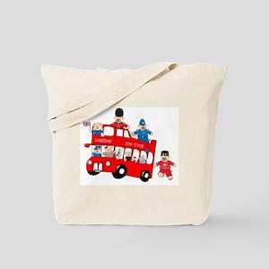 LDN only Bus Tour Tote Bag