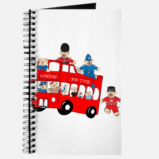 LDN only Bus Tour Journal