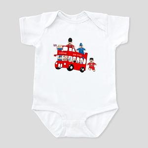 LDN only Bus Tour Infant Bodysuit