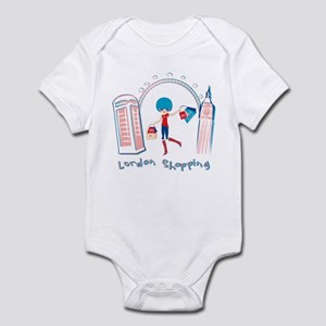 London Shopping Infant Bodysuit
