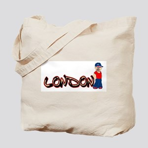 LDN Teddy Bear Tote Bag