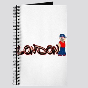 LDN Teddy Bear Journal