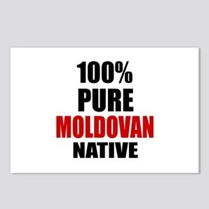 100 % Pure Moldovan Nativ Postcards (Package of 8)