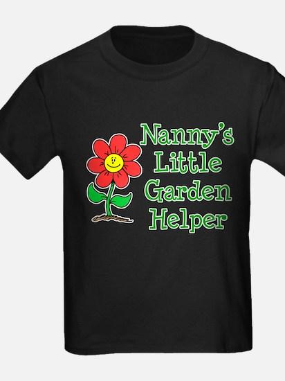 Nanny Little Garden Helper T-Shirt