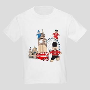 Running Around Kids Light T-Shirt