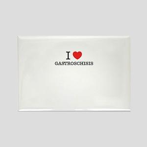 I Love GASTROSCHISIS Magnets