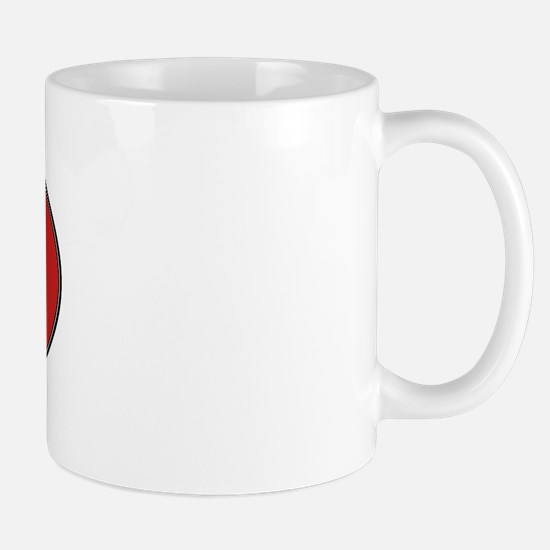 Jump Rope (euro-red) Mug