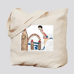WOW London Tote Bag