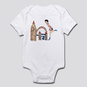 WOW London Infant Bodysuit