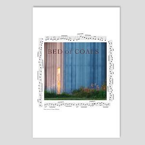 """""""Coals""""&Metallic Postcards (Package of 8)"""