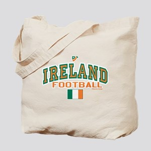 Ireland Football/Soccer Tote Bag