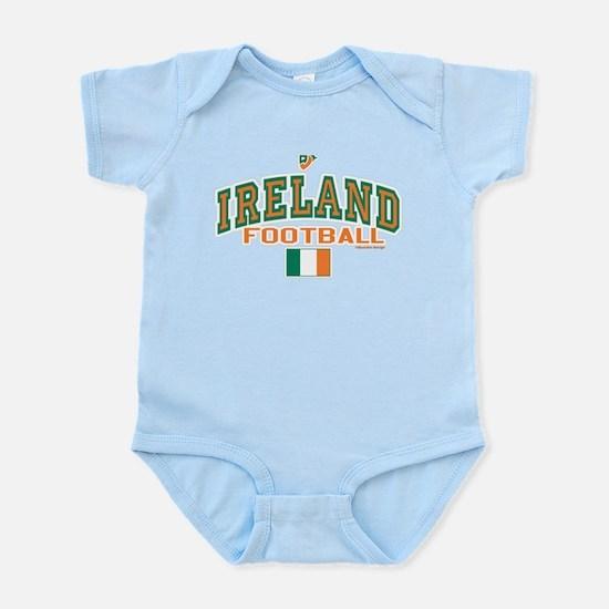 Ireland Football/Soccer Infant Bodysuit