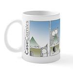 Section 2 Comic No. 355 - Mugs