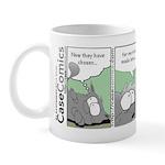 Section 2 Comic No. 353 - Mugs