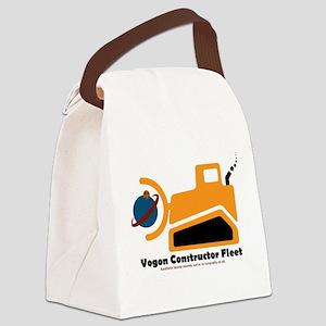 Vogon Fleet Canvas Lunch Bag