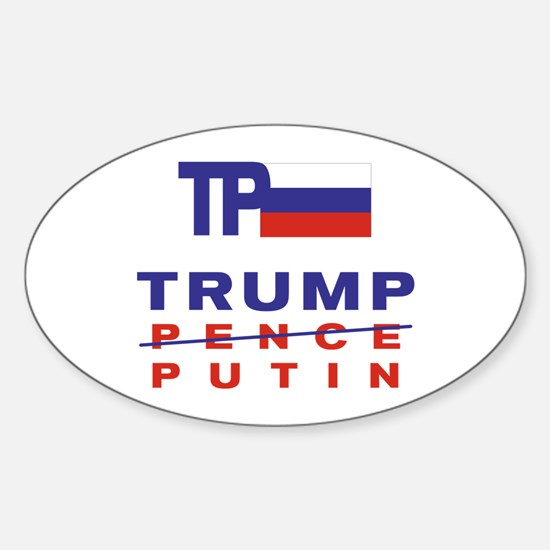 Trump Putin Decal