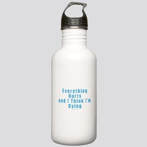 Everything Hurts Stainless Water Bottle 1.0L