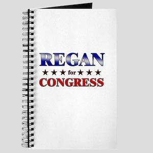 REGAN for congress Journal