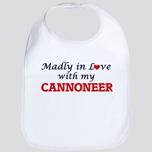 Madly in love with my Cannoneer Bib