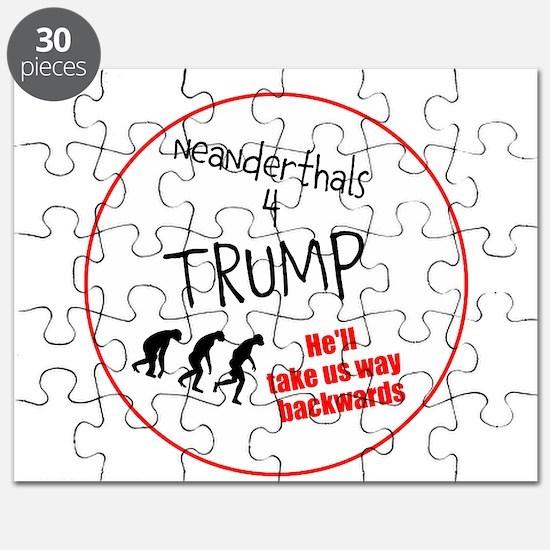 Neanderthals 4 Trump Puzzle