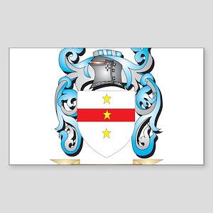 Ferretti Coat of Arms - Family Crest Sticker