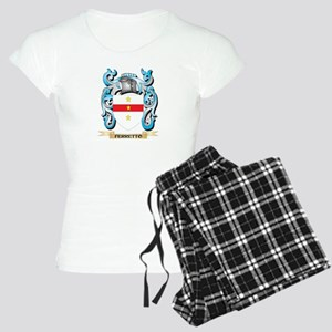Ferretto Coat of Arms - Family Crest Pajamas