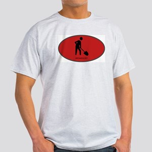 Archaeology (euro-red) Light T-Shirt