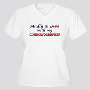 Madly in love with my Cinematogr Plus Size T-Shirt