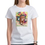 Blame it on the Dog Women's T-Shirt