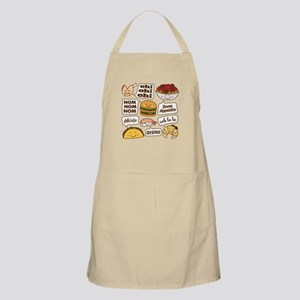Talking Food Apron