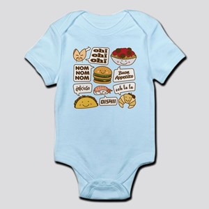 Talking Food Body Suit