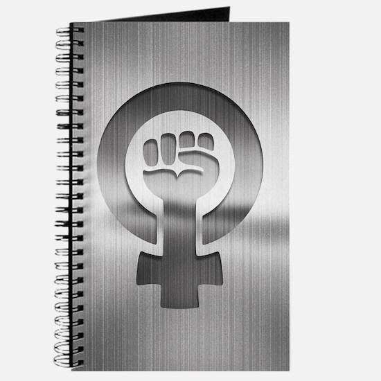 Feminist Fist Metal Journal
