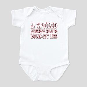 Spoiled Bulldog Infant Bodysuit