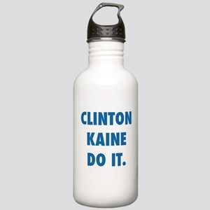 Clinton Kaine Do It Water Bottle