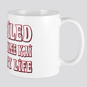 Spoiled Klee Kai Mug