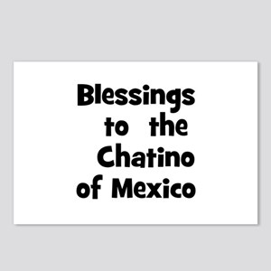Blessings  to  the  Chatino o Postcards (Package o