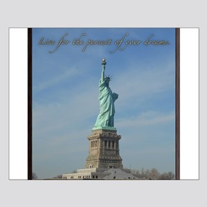 Lady Liberty Dream Posters