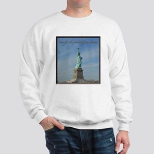 Lady Liberty Dream Sweatshirt