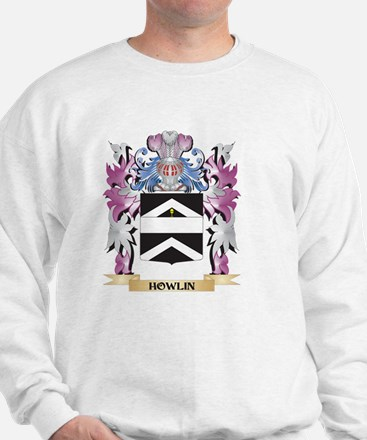 Howlin Coat of Arms (Family Crest) Sweatshirt