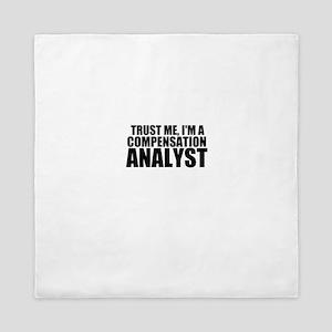 Trust Me, I'm A Compensation Analyst Queen Duv
