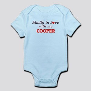 Madly in love with my Cooper Body Suit