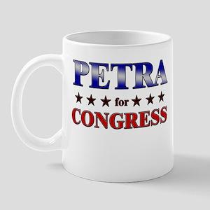 PETRA for congress Mug