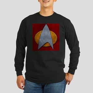 STARTREK TNG GRUNGE Long Sleeve T-Shirt