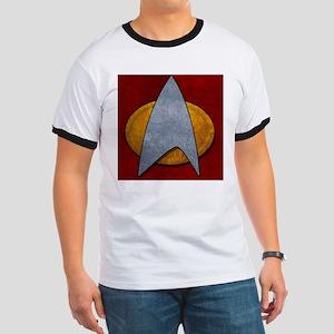 STARTREK TNG GRUNGE T-Shirt