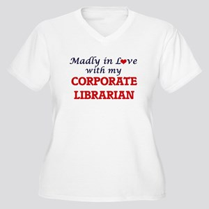 Madly in love with my Corporate Plus Size T-Shirt