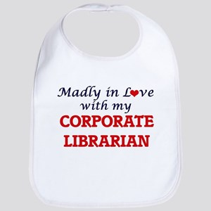 Madly in love with my Corporate Librarian Bib