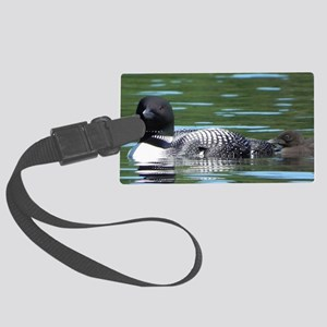 Days End Large Luggage Tag