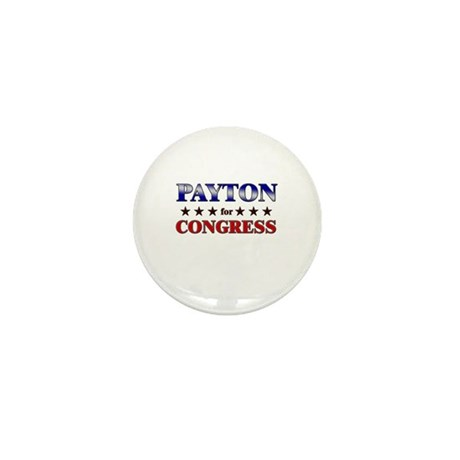 PAYTON for congress Mini Button (10 pack)